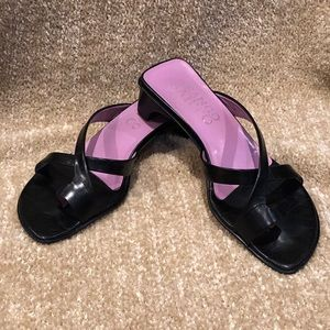 😍Franco Sarto Slide Sandals